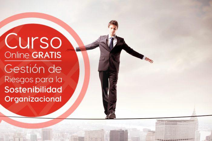 """Curso Gratis Online """"Gestión de Riesgos para la sostenibilidad organizacional"""" Pontificia Universidad Javeriana Colombia"""